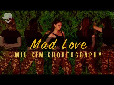 Mad Love - Sean Paul, David Guetta Ft. Becky G | Miu Kim Choreography