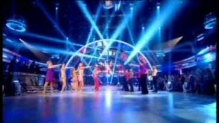 Nicky Byrne on Strictly Come Dancing Pt 2 15-09-12