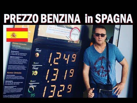 Prezzo benzina in Spagna - Lambrenedetto impazzisce !!!!