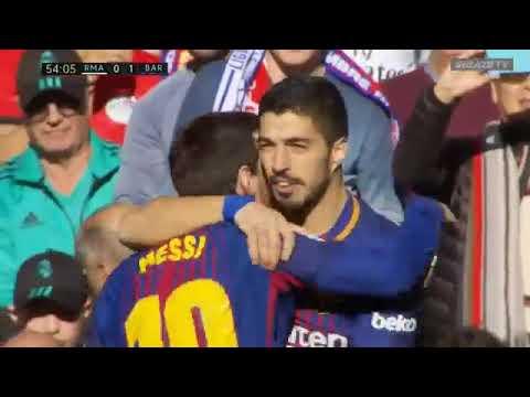 Real Madrid vs Barcelona 0-3 All Goals & Highlights La Liga 23 12 2017 HD