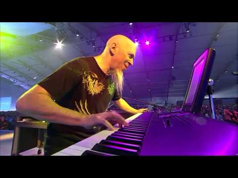 Jordan Rudess - Jordan Rudess live at the Microsoft BUILD 2012 conference.