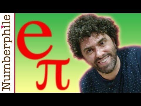 Transcendental Numbers – Numberphile