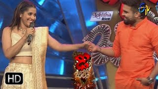 Video Reshmi & Sudheer Intro | Dhee Jodi | 29th March 2017 | ETV Telugu MP3, 3GP, MP4, WEBM, AVI, FLV April 2018