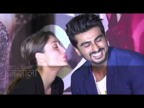 Video Kareena Kapoor Arjun Kapoor Hot Scene In Ji Huzoori Song Video download in MP3, 3GP, MP4, WEBM, AVI, FLV January 2017