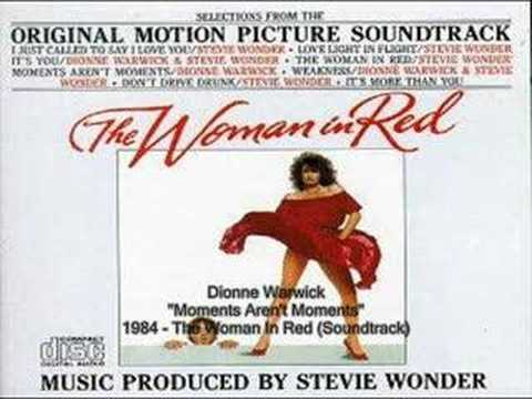 Moments Aren't Moments (1984) (Song) by Dionne Warwick