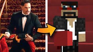 Speedrunning A Netflix Movie In Minecraft