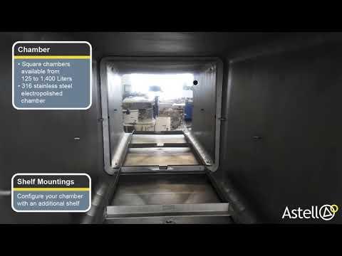Astell Scientific- Autoclaves