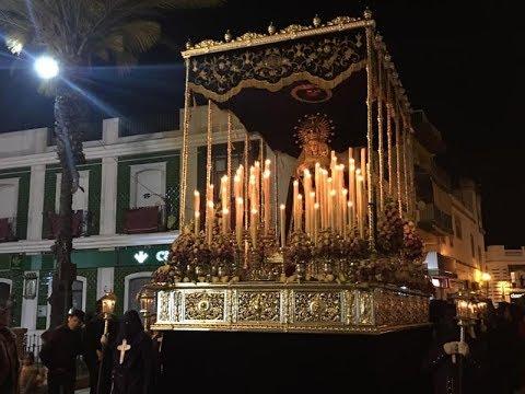 Recogida Procesional Hermandad Los 33 Semana Santa de Isla Cristina 2019