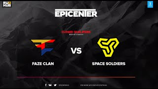 FaZe vs SSoldiers, game 1