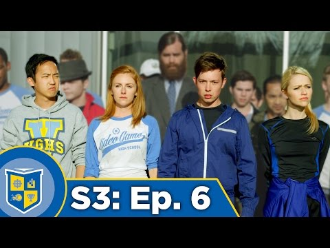 Video Game High School (VGHS) – S3: Ep. 6 – SERIES FINALE