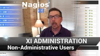 Tips For Adding Non-Administrative Users To Nagios XI