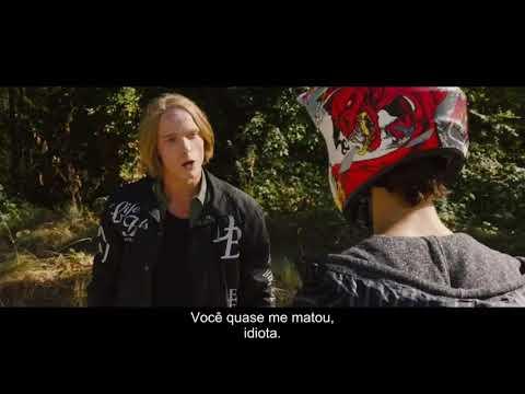 A melhor cena do filme   o portal de um guerreiro