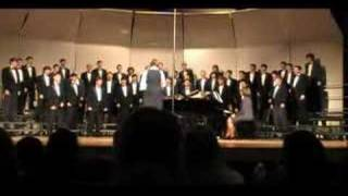 Liberty High School Men's Choir - This Little Light of Mine