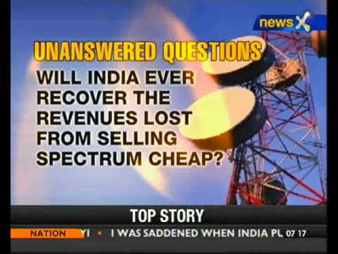 Govt, Congress attack CAG over 2G loss figure