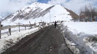 Día 166: Ushguli y monte Skhahara