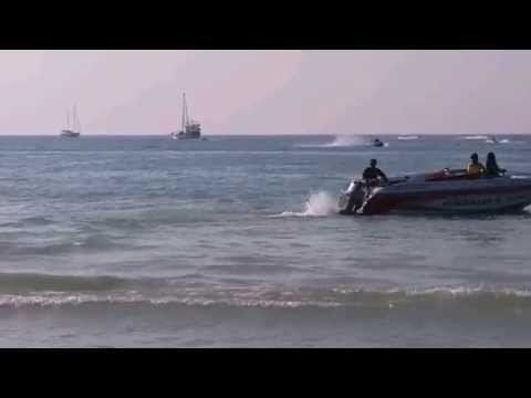 Water sports in Phuket Beaches Patong Beach 2015