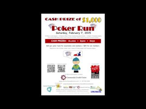 2nd Annual Community Credit Union Poker Run