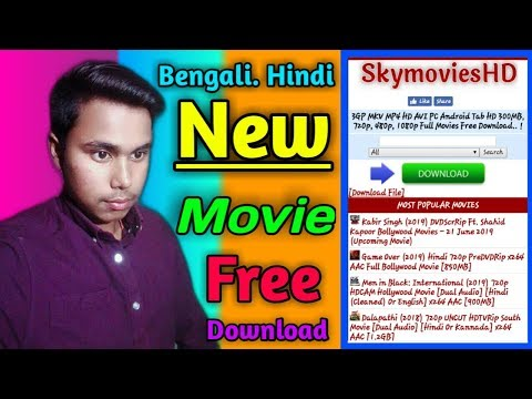 How to download hd movies from SkymoviesHD hollywood in hindi and bengali movies free download #29
