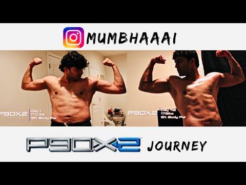 P90X2 Transformation — FitnessYodha.Com — P90X P90X2 Body Beast Insanity Asylum Workout