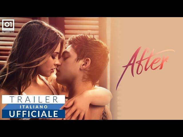 Anteprima Immagine Trailer After, trailer ufficiale italiano