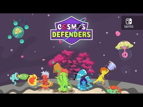 Cosmos Defenders: Gameplay Trailer de Cosmic Defenders