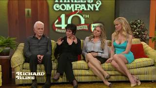 Three's Company 40th Anniversary Cast Reunion for Antenna TV