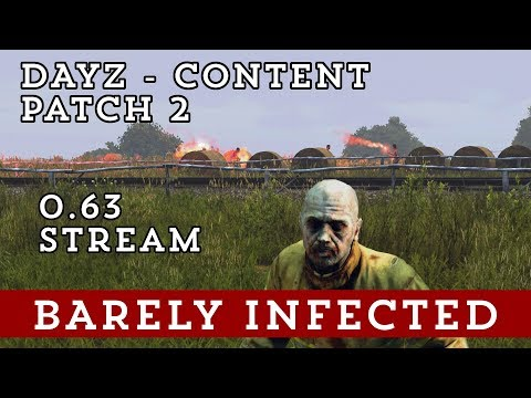 STREAM - DayZ 0.63 Content Patch #2 - 1440p