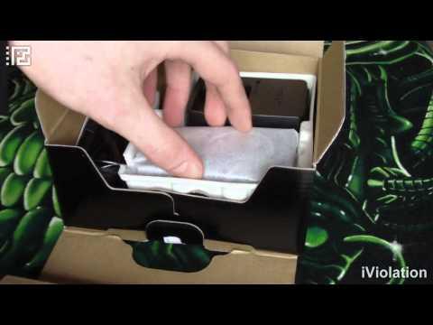 Sony Cyber-shot DSC-W630 Unboxing