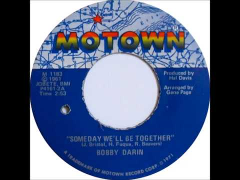 Tekst piosenki Bobby Darin - Someday We'll Be Together po polsku