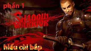 Shadow Warrior game siêu phẩm miễn phí chỉ trong một ngày ae tranh thủ tải đi nhé chỉ cần nhấn vào trên steam là tải về dc...