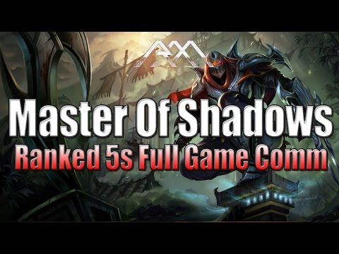comm - Rank 5s live gameplay with Zed! →Subscribe Here: http://full.sc/1gukNqq →More Full Gameplays: http://full.sc/1swL3nu →Facebook: https://www.facebook.com/RedmercyLoL →Twitter: http://twitter...