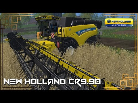 New Holland CR9.90 v1.0