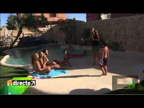 Piscinas de arena en sevilla el r o guadalquivir y la - Cuanto cuesta una piscina de arena ...