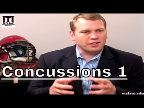 Concussions Part 1: Head Injuries and Chronic Traumatic Encephalopathy In Pro Athletes