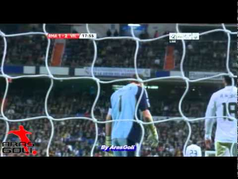 Video Real Madrid Vs Villareal 4-2 All Goals 09.01.2011 download in MP3, 3GP, MP4, WEBM, AVI, FLV January 2017