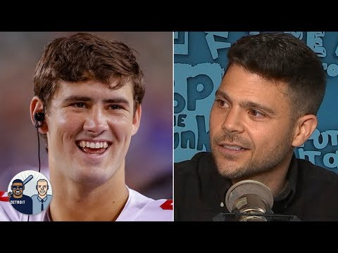Video: Jerry Ferrara: Daniel Jones should replace Eli Manning after 6 games | Jalen & Jacoby