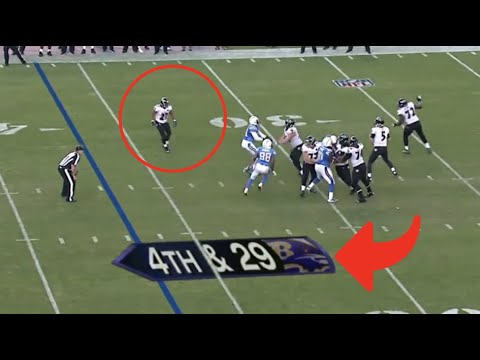 NFL Longest 4th and Forever Conversions Compilation