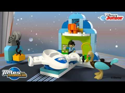 Конструктор Стеллосфера Майлза - LEGO DUPLO - фото № 4