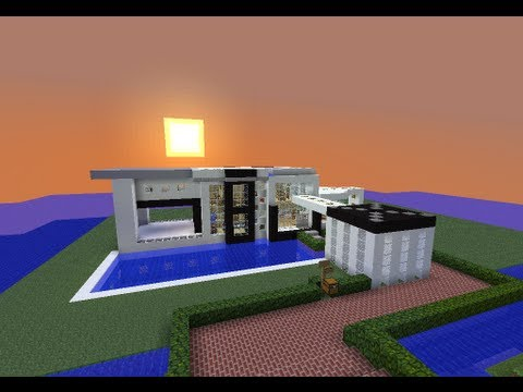 Casas bonitas private 4rum for Casas modernas minecraft faciles