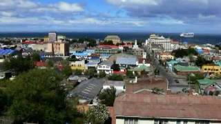 Punta Arenas Chile  City new picture : South America - Punta Arenas , Chile - Travel Video