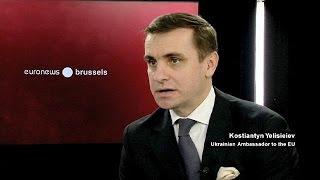 Ukrayna'nın AB büyükelçisi: 'Brüksel somut adımlar atmalı'