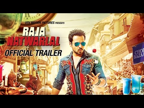 Watch Emraan Hashmi as a suave swindler in Raja Natwarlal