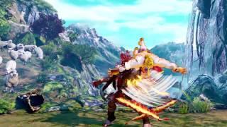 Street Fighter V - Vega reveal trailer