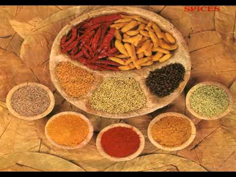 indian spices recipes