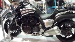 6. 2013 Yamaha V-Max 1700 1679 cm3 200 Hp * see also Playlist