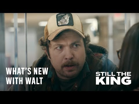 Still The King on CMT | What's New With Walt