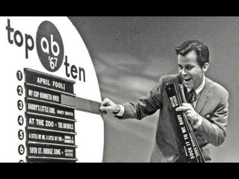 American Bandstand 1967 -HD- April Fool! - Bernadette, The Four Tops