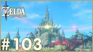 Zelda: Breath Of The Wild - Hyrule Castle (103)