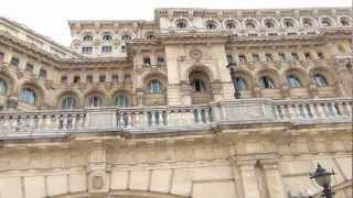 Дворец Парламента (Бухарест, Румыния)