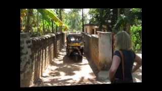 Varkala India  City new picture : Ed and Liisa - Varkala, India - Video #4